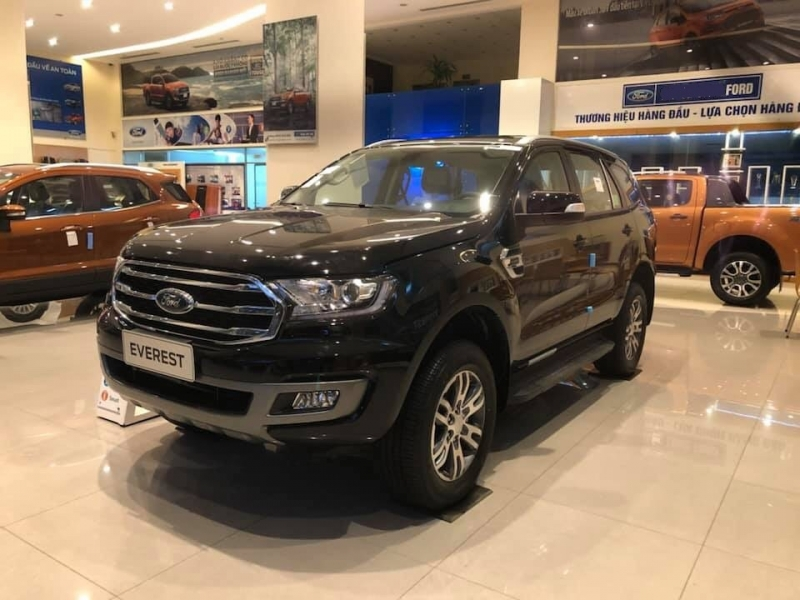 FORD EVEREST TREND 2.0L 4x2 2019
