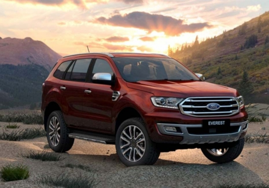 FORD EVEREST TITANIUM 2.0L 4x2 2020