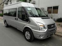 Chương trình khuyến mãi Ford Transit