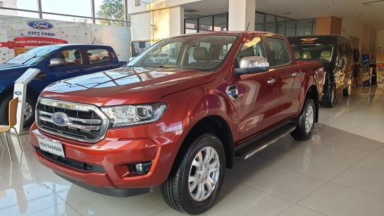 FORD RANGER 2.0L 4x4 LIMITED 2021