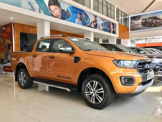 RANGER WILDTRAK 2.0L 4x4 AT 2021