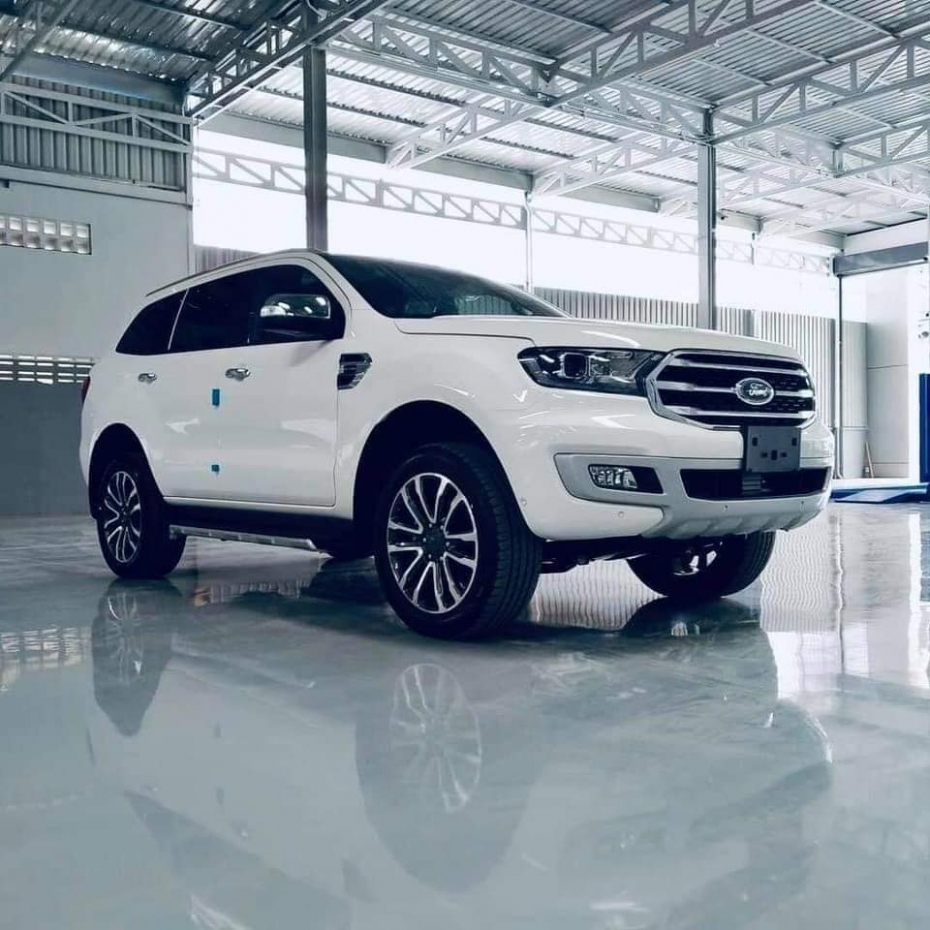 FORD EVEREST TREND 2.0L 4x2 2020